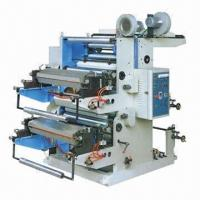 Buy cheap Plastic Bag Printing Machine, 2.38mm Thickness Plate  from wholesalers