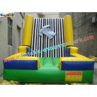Buy cheap Velcro Walls,Sticky Games For Childrens Inflatable Sports Games 4L x 3.5W x 2.5H product