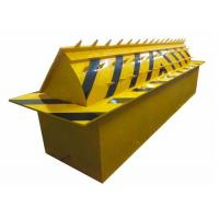 Buy cheap Customized Size Vehicle security road blocker , 70T car park blockers from wholesalers