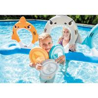 Buy cheap Inflatable Ring Toss Game Toys For Kids Feed Shark Flying Disc Ring from wholesalers