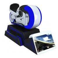 Wholesale Virtual Reality Manufacturer Arcade Dynamic VR Car Racing Motorcycle VR Driving Simulator from china suppliers