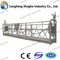 Buy cheap Construction swing stage equipment ZLP630 from wholesalers