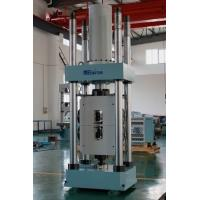 HUT-1000D Single Space Hydraulic Servo Universal Testing Machines, Limit protection, automatic extensometer Manufactures