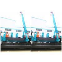Wholesale Driven Pile Machine ZYC280 1.8m Piling Stroke Eco - Friendly Feature With No Noise from china suppliers