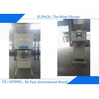 Buy cheap Easy Operating Semi Automatic Packaging Machine , PP Woven Bag Manual Bagging Machine from wholesalers