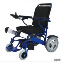 Buy cheap Brushless Portable Foldable Lightweight Power Electric Wheelchair from wholesalers