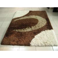 Buy cheap China Polyester Soft Shaggy Carpet Microfiber mixed with Polyester Silk Carpet from wholesalers