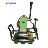 Buy cheap Manual Hot Stamping Machine from wholesalers