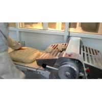 Buy cheap Croissant Dough Sheeter Machine with Oiled System and Brush CE from wholesalers