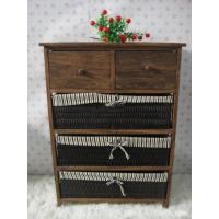 Buy cheap Black PP Basket Unit Cupboard Home Collection Cabinet Drawer Tool Storage from wholesalers