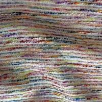 Wholesale Jacquard fabric with multicolor big belly yarn from china suppliers