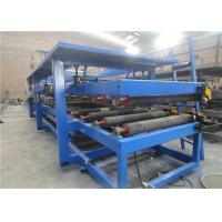 Buy cheap Lightweight PIR  Sandwich Panel Roll Forming Machine Low Thermal Conductivity from wholesalers