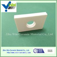 Buy cheap Various shapes alumina ceramic lining brick top grade alumina ceramic tiles custom-made from wholesalers