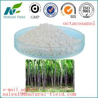 Buy cheap best selling high quality octacosanol extract powder rice bran wax from wholesalers
