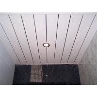 Wholesale Aging resistence White PVC Ceiling Tiles Panels For Hospital , School from china suppliers