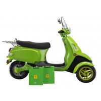 Wholesale 2000W Electric Moped Scooter , LI-Ion Battery LS-E-RIDER (A) Electric Tricycle from china suppliers