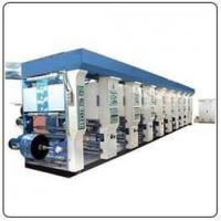 Buy cheap WLS 2 color Hydraulic press control rotogravure paper printing machine 1.5kw Master motor from wholesalers