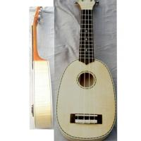"""Wholesale 21""""  concert Ukulele Spruce solidwood hawaii guitar high quality AGUL24 from china suppliers"""