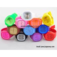 Buy cheap Buy the best selling colorful fashion wrist watch with cheap price from wholesalers