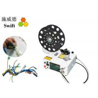 Buy cheap Electrical Zip Tie Tensioner Tools / PLC Automatic Cable Tie Machine from wholesalers