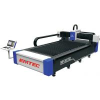 Buy cheap 500W laser cutting machine 0.5-3mm stainless steel plate cutting machine from wholesalers