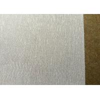 Buy cheap Inner Decorative Fibreboard Wall Panels Environmental Friendly Colourful Cloth Surface from wholesalers