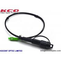 Buy cheap Huawei Mini SC APC Connector Fiber Optical Patch Jumper With FTTH Drop Patch Cable from wholesalers