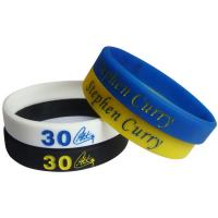 Wholesale Custom Colourful Sport Debossed Rubber Wristband  ,imkgift Debossed Silicone Wristbands for Promotion from china suppliers