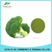 Vegetable Extract Freeze Dried Organic Broccoli Powder Free Sample Manufactures