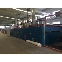 Buy cheap Non Woven Machinery / Textile Stenter Machine Horizontal Roller Chain Transmission from wholesalers
