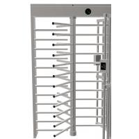 Buy cheap Full Height Pedestrian Turnstile Gate Stainless Steel High Security IC/ID Optional from wholesalers