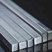 Buy cheap Hot Rolled 304 316 Stainless Steel Square Bar / Rod For Building , Heat Resistant from wholesalers