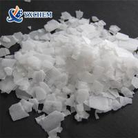 Buy cheap Water treatment chemicals Caustic soda flakes sodium hydroxide strong caustic alkali from wholesalers