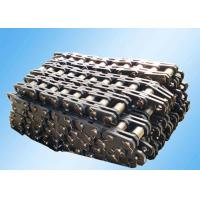 Wholesale Steel Leaf Industrial Conveyor Chain Slat Type High Strength Bright Surface from china suppliers
