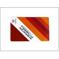 Buy cheap PVC Blank RFID Smart Card 4C Offset Printing Durable For Access Control from wholesalers