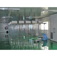 Wholesale Class 100 Portable Cleanroom Air Shower / Laminar Flow Clean Room from china suppliers