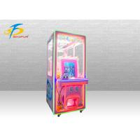Wholesale Pink And Blue Coin Operated VR Gift Game Machine With VR Headsets from china suppliers