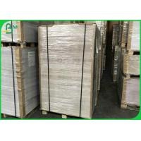 Buy cheap 70 x 100cm 1.5mm 2.0mm 2.5mm Hard Stiffness Book Binding Board For Packaging product