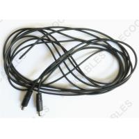 24V Power Cable For Slot Machine DC Power Extension Cables UL1185 Manufactures