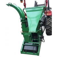 Buy cheap 15hp 3 Point Hitch Shredder 45° Cutting Angle Hydraulic Feeding With Shear Bolt from wholesalers