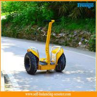 Buy cheap Brushless Off-Road 2 Wheel Electric Standing Scooter With 21'' Suspension Tire from wholesalers