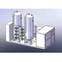 Wholesale Skid Mounted Cryogenic Nitrogen Plant , Industrial Liquid Nitrogen Generator from china suppliers