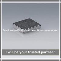 China Bar grade n52 neodymium magnets ISO9001 ISO14001 strong permanent magnets on sale