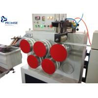 Buy cheap Custom PP Strap Recycling Packing Roll Extruder Machine 5mm Automatic from wholesalers
