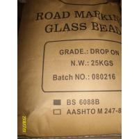 Buy cheap microsphere beads for road marking paint from wholesalers