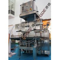 Semi Automatic Double Station Beer Keg Washing Machine For Bar / Filling Plant Manufactures