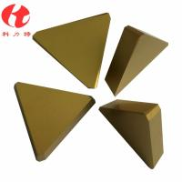Buy cheap TPKN Carbide Face Inserts For Cutting Tools , Hard Turning Inserts Wear Resistance from wholesalers