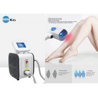 Buy cheap 808 nm Permanent Diode Laser Hair Removal Machine Comfortable Pain Free from wholesalers