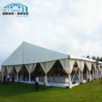 Buy cheap European Style Outdoor Wedding Tent / 25m Luxury Wedding Party Canopy from wholesalers