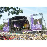 Buy cheap P16mm Full-Color Stage Led Screens , Flexible Led Screen from wholesalers